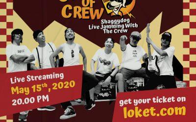 Live Concert Supermusic Sound of Crew Coba Siasati Kondisi Finansial Para Kru