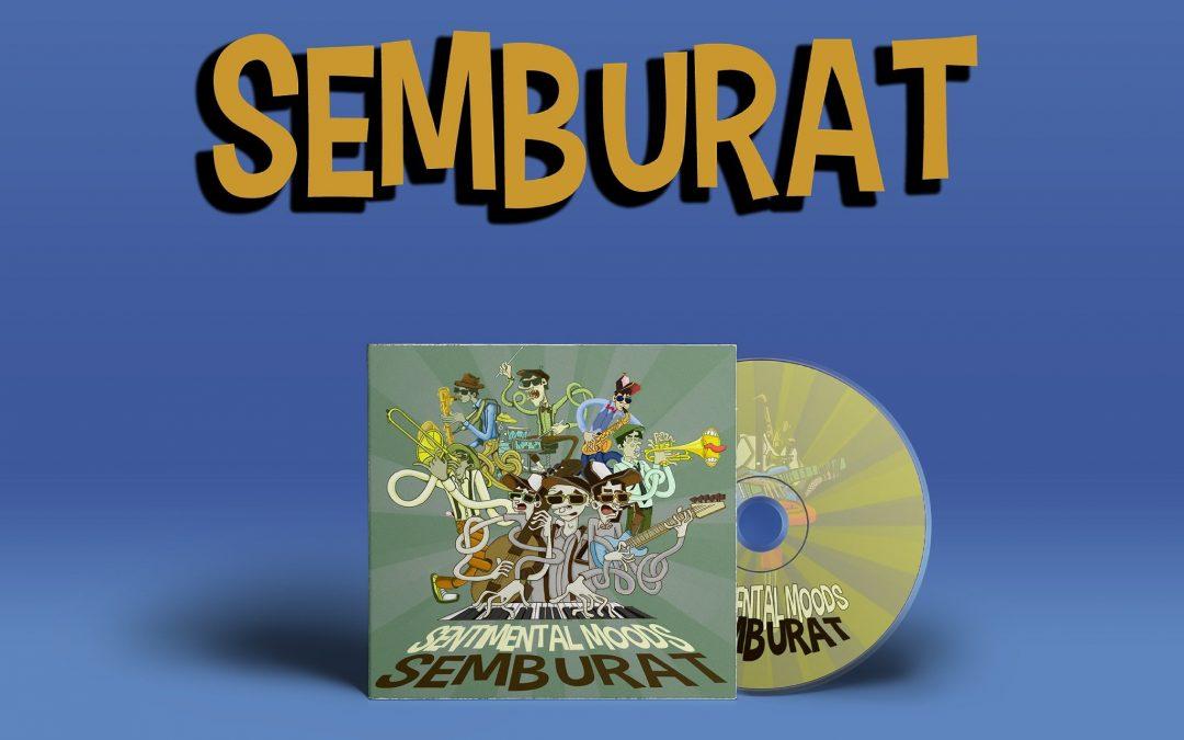Gandeng DoggyHouse Records, Sentimental Moods Pancarkan Semburat Dalam Bentuk CD & Kaset