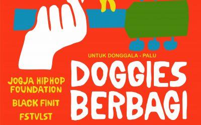 Ajak FSTVLST, Jogja Hip Hop Foundation & Black Finit, Shaggydog Gelar Konser Amal Donggala – Palu