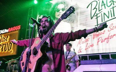 Music Video Screening & Live Performance Musisi Reggae Black Finit Rilis Video Musik Terbaru